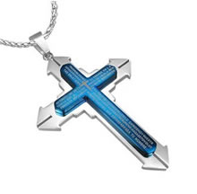 fashion Stainless steel cross